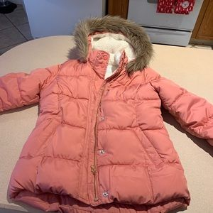 Girls old navy frost free jacket